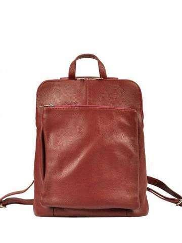 A4 Patrizia Piu 518-001 ciemny czerwony