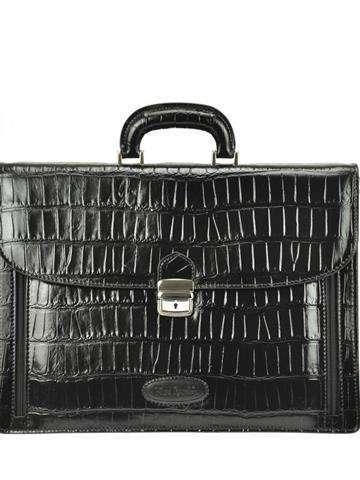 A4 Pierre Cardin 1036 RM02 COCCO czarny