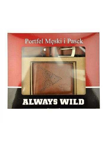 Always Wild PSB-N7-01-GG brązowy
