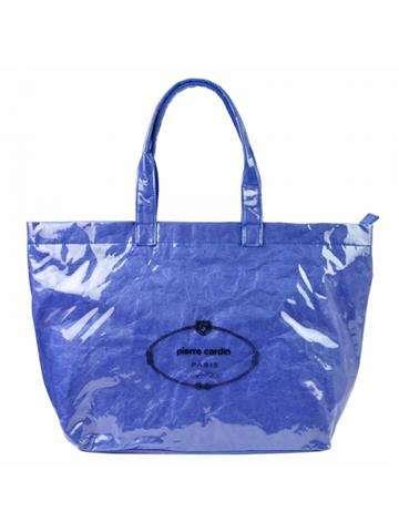 Damska Torebka ekologiczna A4 Pierre Cardin 8003 RX86 niebieski