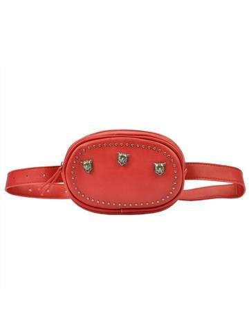 Damska Torebka ekologiczna Glamour 8891 czerwony