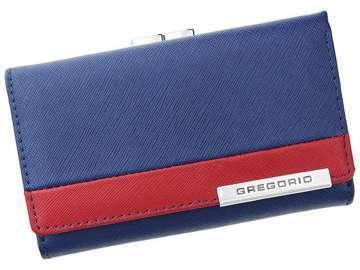 Gregorio FRZ-108 niebieski + czerwony