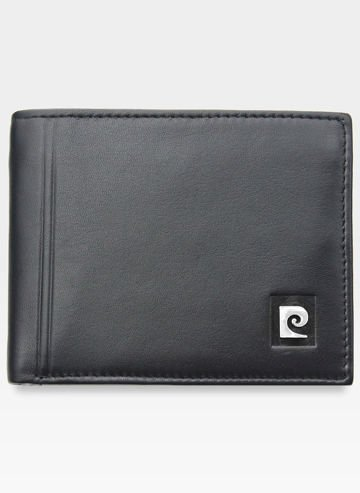 Portfel Męski Czarny Skórzany Pierre Cardin Pudełko Tilak08 325 Premium