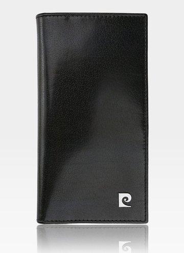 Portfel Skórzany Męski Pierre Cardin Czarny Duży YS507.10  3011 Czarny