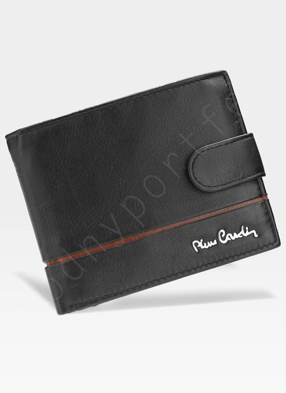 21e3a6382f2ee Dobry portfel męski Gentleman Pierre Cardin Tilak15 324A RFID ...
