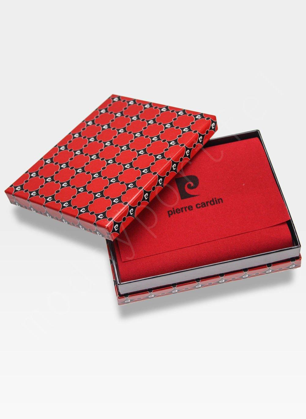 7c5ad0fb7ba05 Kliknij, aby powiększyć · Fajny portfel męski Desert Pierre Cardin Tilak26  326A Sahara RFID Kliknij, aby powiększyć