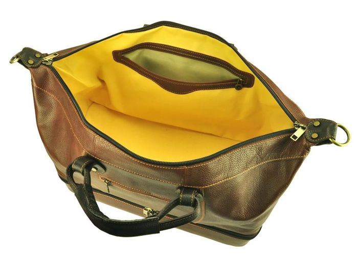 A4 Gregorio 7506 VIT brązowy