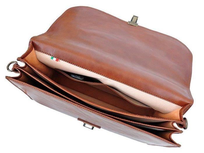 A4 Pierre Cardin 1009 RM02 brązowy