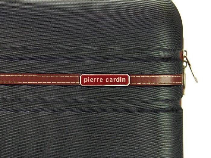 A4 Pierre Cardin 877 LISA01 x3 Z czarny