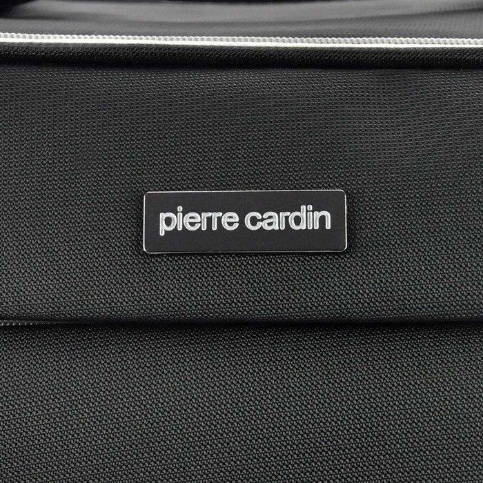 Komplet walizek 3 w 1 A4 Pierre Cardin DAVID03 SH-6907 x3 Z morski