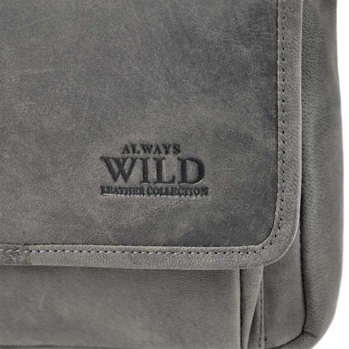 Always Wild 015-TGH granatowy