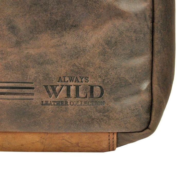 Always Wild BAG-3-HB czarny