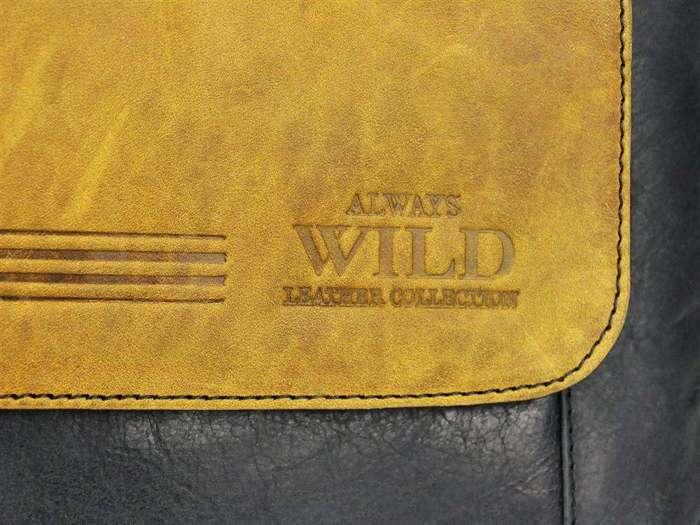 Always Wild BAG-4-HB czarny