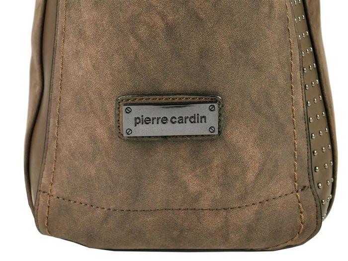 Damska Torebka ekologiczna A4 Pierre Cardin 10202 IZA146 piaskowy