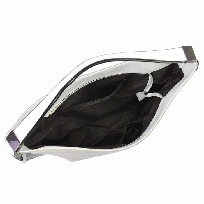 Damska Torebka ekologiczna A4 Pierre Cardin 10301 RX40 biały
