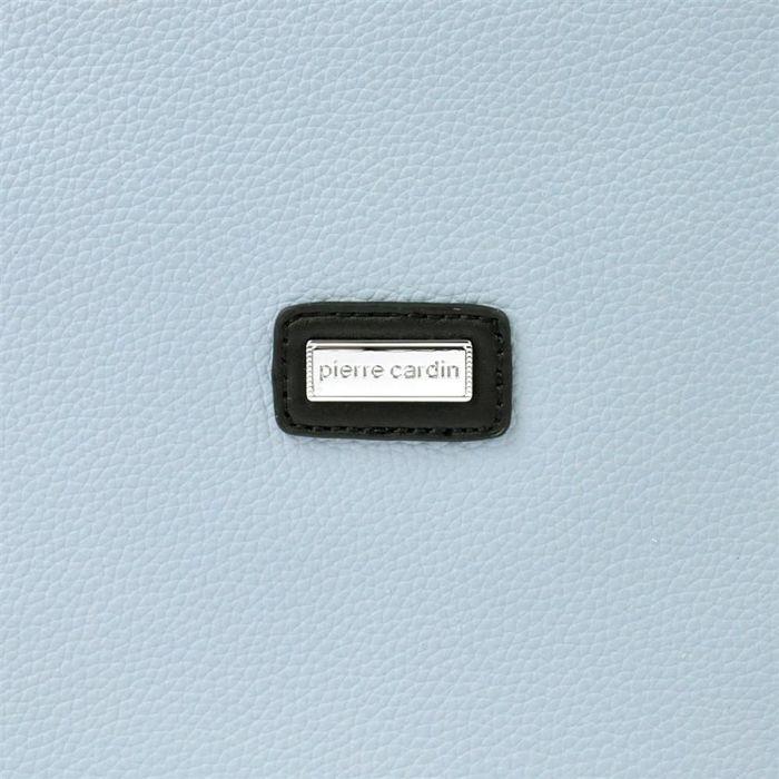 Damska Torebka ekologiczna Pierre Cardin 18371 RX95 niebieski