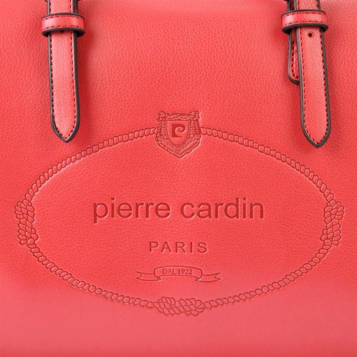 Damska Torebka ekologiczna Pierre Cardin 93833 IZA313 czerwony