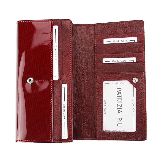 Patrizia Piu CB-106 RFID czerwony