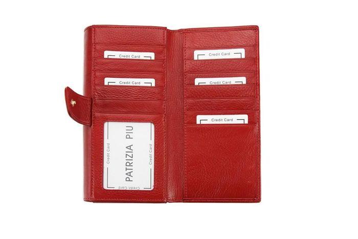 Patrizia Piu IT-122 RFID czerwony