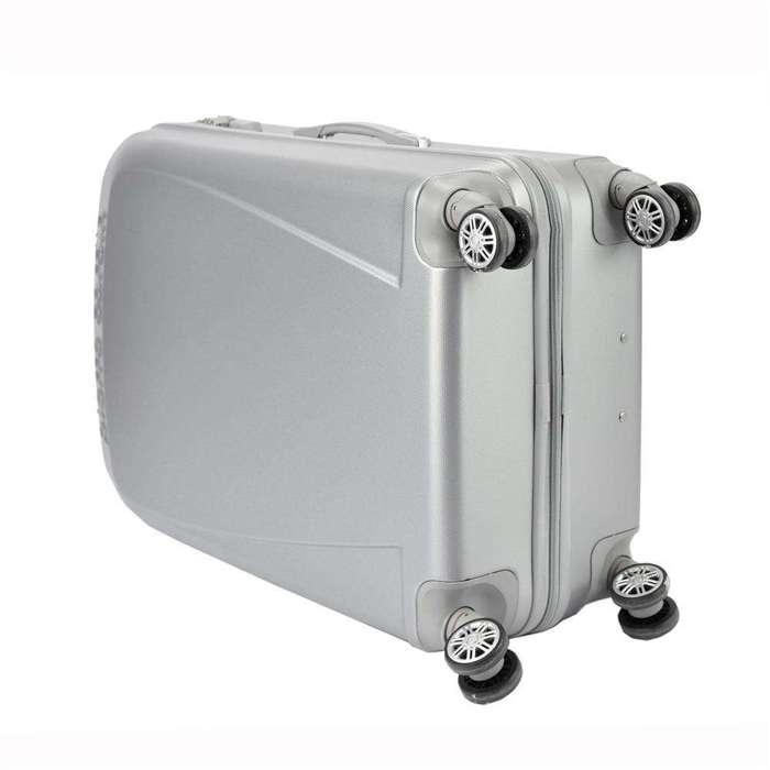Komplet walizek 3w1 Pierre Cardin ABS1256 RUIAN10 x3 Z granatowy
