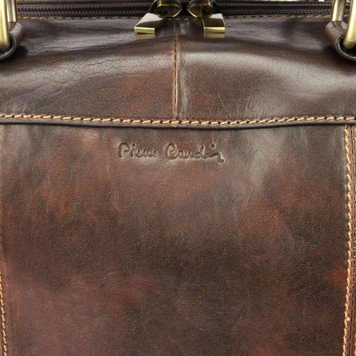Pierre Cardin TB-01 brązowy