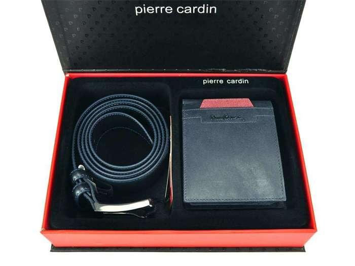 Pierre Cardin ZG-32 niebieski