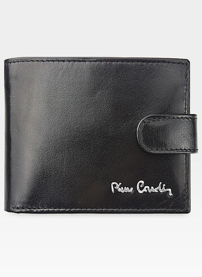 Portfel Męski Pierre Cardin Skórzany Klasyczny Pudełko YS520.1 324A