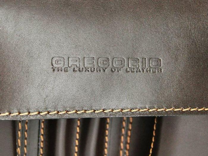 Teczka A4 Gregorio 858 brązowy