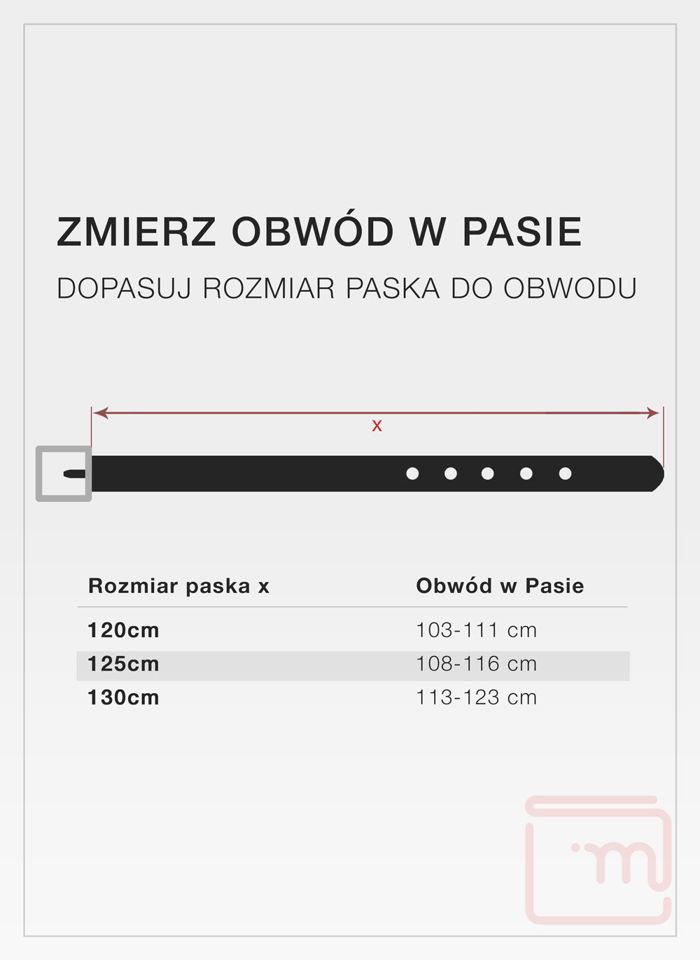 Zestaw Prezentowy Męski Portfel Pasek Prezent Skórzany Pierre Cardin Oryginalny ZG-11