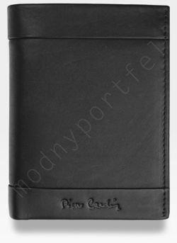 Portfel Męski Pierre Cardin Skórzany Klasyczny Czarny Tilak25 330 RFID